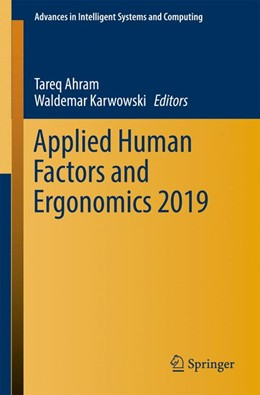 Abbildung von Ahram / Karwowski | Applied Human Factors and Ergonomics 2019 | 1st ed. 2019 | 2019