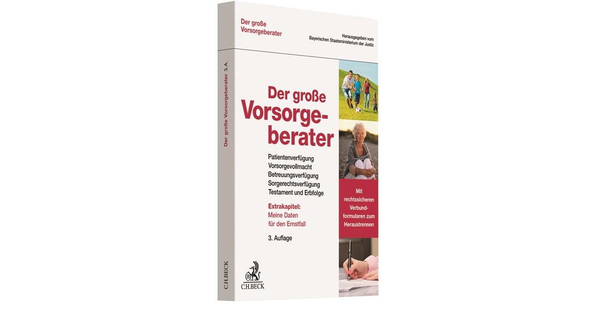 bayerisches justizministerium patientenverfügung formular