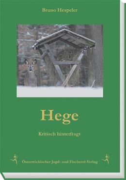 Abbildung von Hespeler | Hege | 2019 | Eine durchaus kritische Betrac...