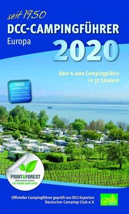 Abbildung von DCC Campingführer Europa 2020 | 70. Auflage | 2020 | beck-shop.de