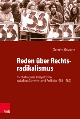 Abbildung von Gussone   Reden über Rechtsradikalismus   1. Auflage   2019   beck-shop.de
