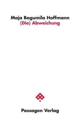 Abbildung von Hoffmann | (Die) Abweichung | 2019