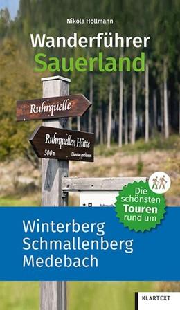 Abbildung von Hollmann | Wanderführer Sauerland 1 | 1. Auflage Oktober 2019 | 2019 | Die schönsten Touren rund um W...