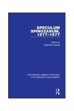 Abbildung von Hessing | Speculum Spinozanum, 1677-1977 | 1. Auflage | 2019 | beck-shop.de