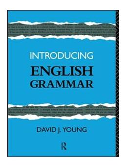 Abbildung von Young | Introducing English Grammar | 2018