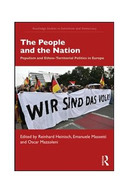Abbildung von Heinisch / Massetti / Mazzoleni | The People and the Nation | 2019 | Populism and Ethno-Territorial...