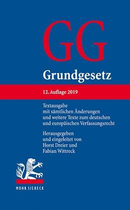 Abbildung von Dreier / Wittreck (Hrsg.) | Grundgesetz | 12., aktualisierte Auflage | 2019 | Textausgabe mit sämtlichen Änd...