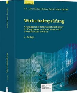 Abbildung von Marten / Quick   Wirtschaftsprüfung   6. Auflage   2020   beck-shop.de