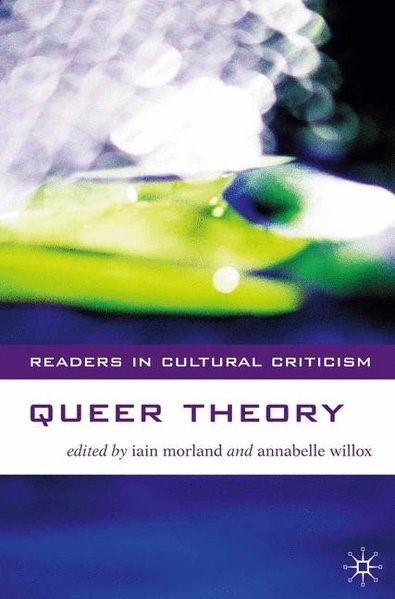 Queer Theory | Morland / Willox | 2004, 2004 | Buch (Cover)
