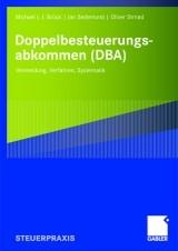 Doppelbesteuerungsabkommen (DBA)   Brück / Sedemund / Strnad   Buch (Cover)