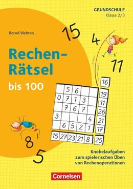 Abbildung von Wehren   Klasse 2/3 - Rechen-Rätsel bis 100   2019   Knobelaufgaben zum spielerisch...