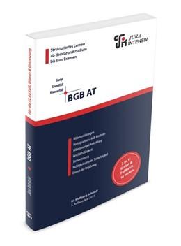 Abbildung von Schmidt | BGB AT | 5. Auflage | 2019 | Wissen - Fälle - Klausurhinwei...