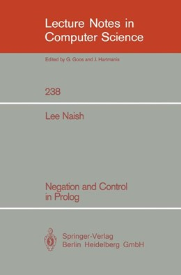 Abbildung von Naish   Negation and Control in Prolog   1986   238
