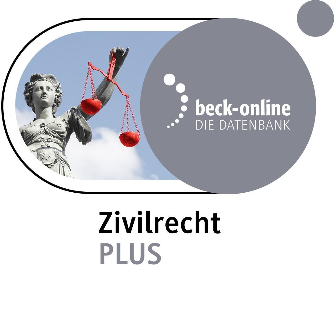 beck-online. Zivilrecht PLUS (Cover)