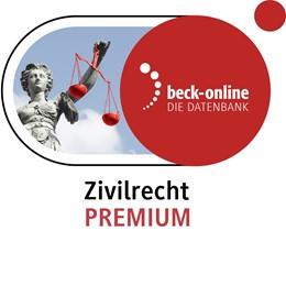 Abbildung von beck-online. Zivilrecht PREMIUM | | Das Online-Angebot für die erw...