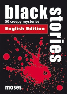 Abbildung von Bösch | Black Stories. English Edition | 2007 | 50 creepy mysteries