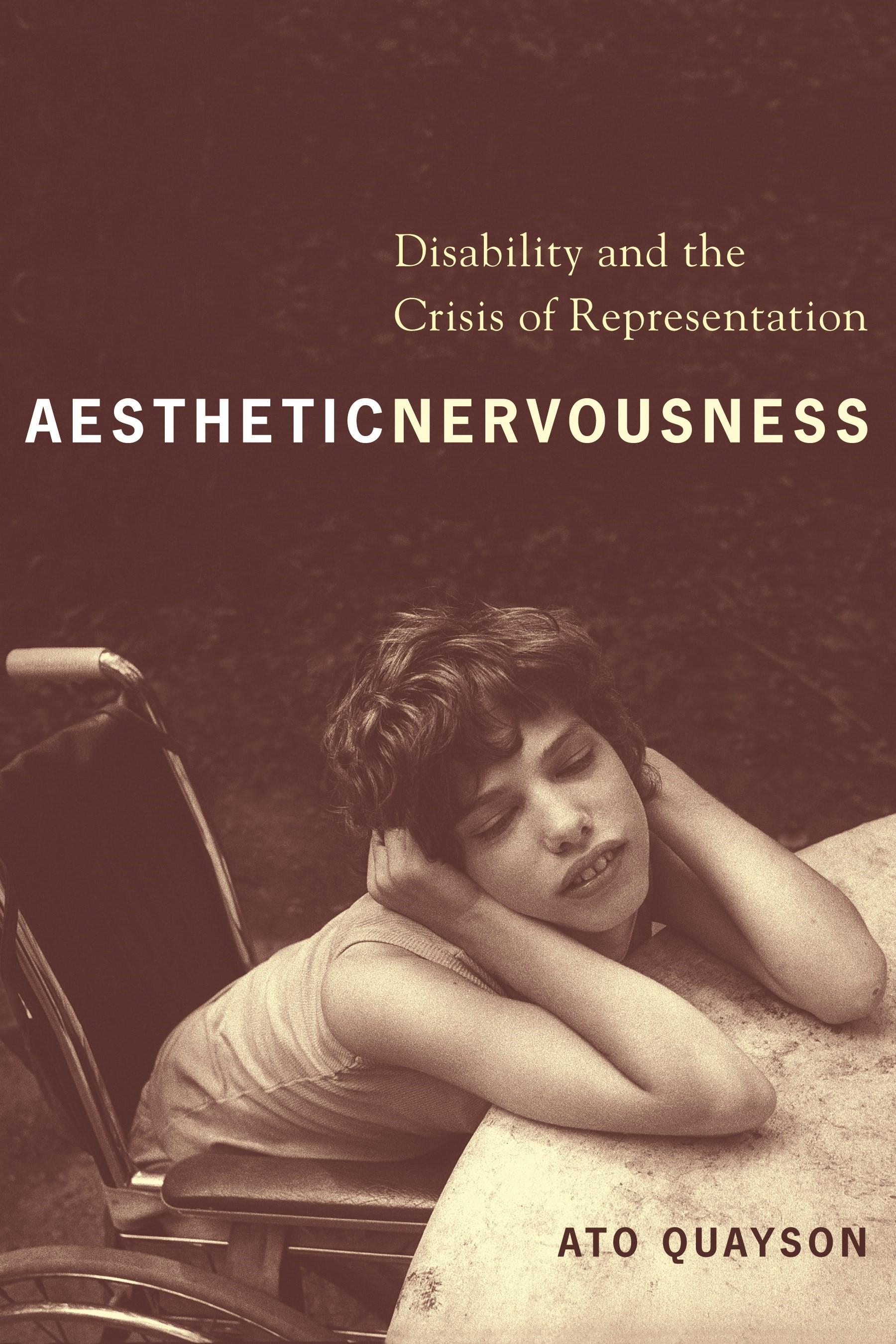 Abbildung von Quayson | Aesthetic Nervousness | 2007