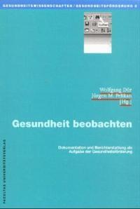 Gesundheit beobachten | Dür / Pelikan, 2000 | Buch (Cover)