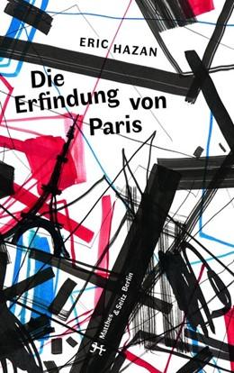 Abbildung von Hazan   Die Erfindung von Paris   1. Auflage   2020   beck-shop.de