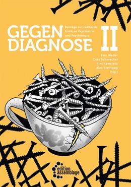 Abbildung von Mader / Schmechel | Gegendiagnose II | 1. Auflage | 2019 | beck-shop.de