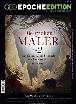 Abbildung von Schaper | GEO Epoche Edition 18/2018 - Die großen Maler Teil 2 | 2019
