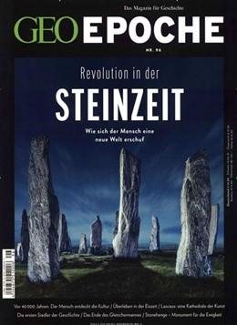 Abbildung von Schaper | GEO Epoche 96/2019 - Revolution in der Steinzeit | 2019 | Wie sich der Mensch eine neue ...