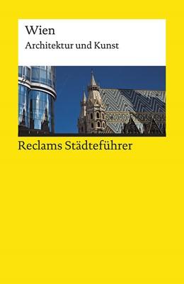 Abbildung von Kretschmer | Reclams Städteführer Wien | 3. Auflage | 2019 | beck-shop.de