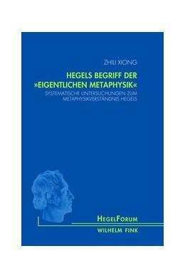 Abbildung von Xiong | Hegels Begriff der