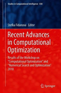 "Abbildung von Fidanova | Recent Advances in Computational Optimization | 1st ed. 2020 | 2019 | Results of the Workshop on ""Co... 