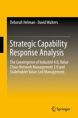 Abbildung von Helman / Walters | Strategic Capability Response Analysis | 1st ed. 2020 | 2019 | The Convergence of Industrié 4...