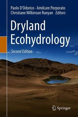 Abbildung von D'Odorico / Porporato | Dryland Ecohydrology | 2. Auflage | 2019 | beck-shop.de