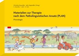 Abbildung von Kauschke / Siegmüller   Therapiematerial Phonologie   2019   Materialien zur Therapie nach ...