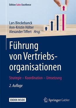 Abbildung von Binckebanck / Hölter | Führung von Vertriebsorganisationen | 2. Auflage | 2020 | beck-shop.de