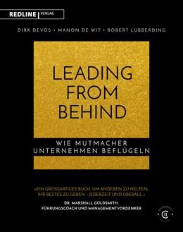 Abbildung von de Wit / Lubberding | Leading from Behind | 1. Auflage | 2019 | beck-shop.de