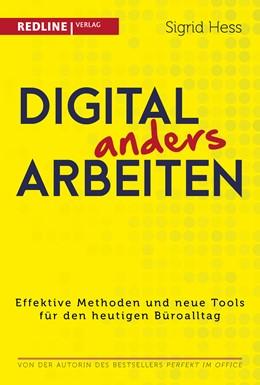 Abbildung von Hess | Digital anders arbeiten | 2019 | Effektive Methoden und neue To...