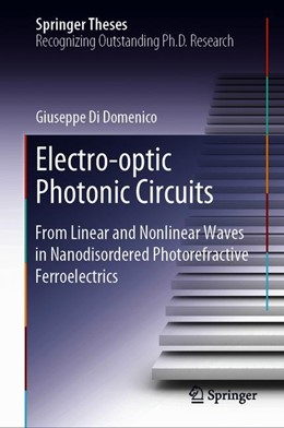Abbildung von Di Domenico | Electro-optic Photonic Circuits | 1st ed. 2019 | 2019 | From Linear and Nonlinear Wave...