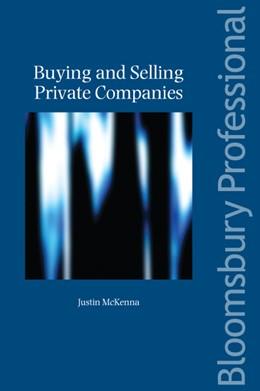 Abbildung von McKenna | Buying and Selling Private Companies in Ireland | 2020