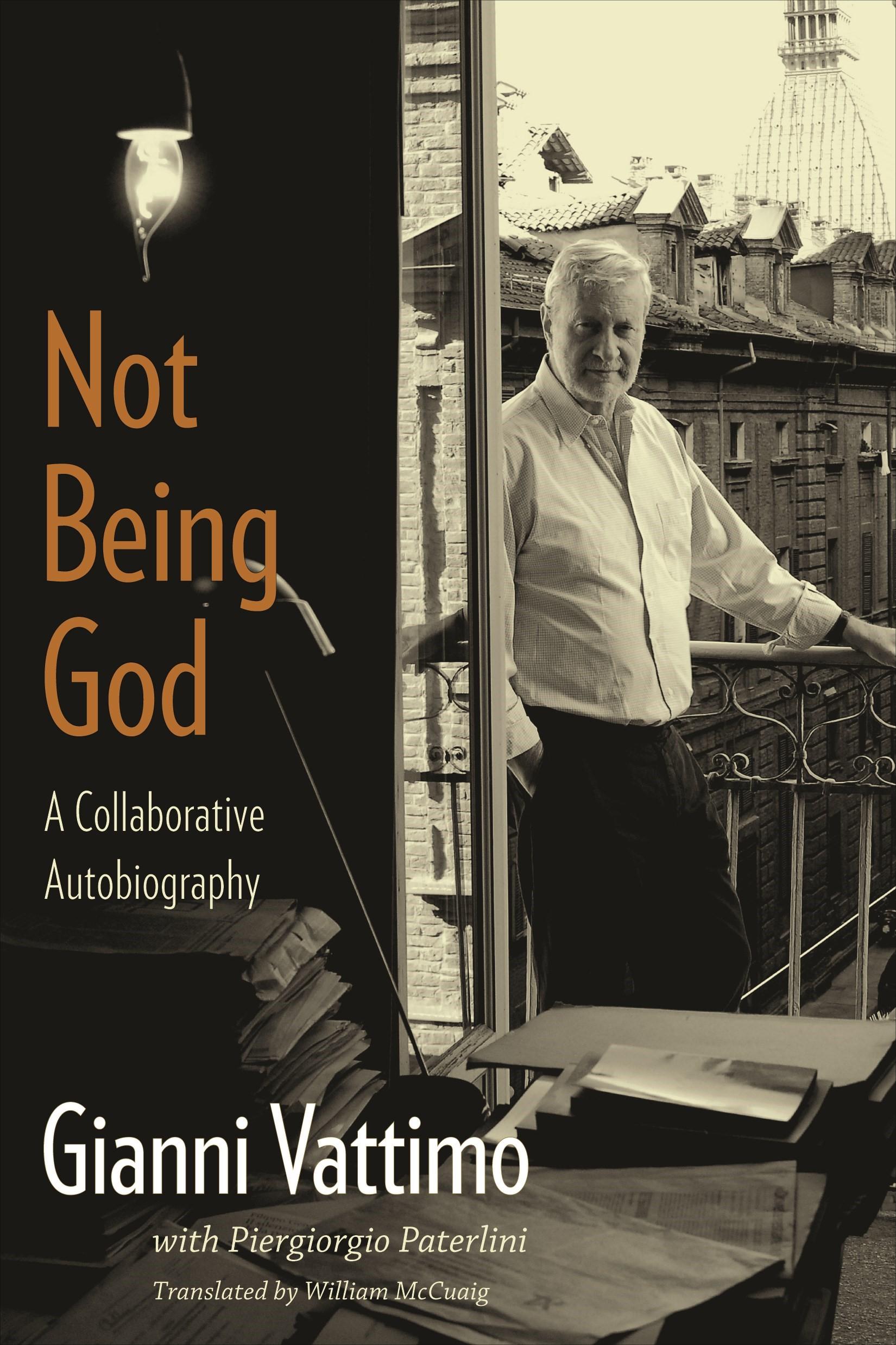 Abbildung von Vattimo | Not Being God | 2009
