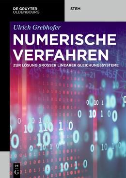 Abbildung von Grebhofer | Numerische Verfahren | 2019 | zur Lösung großer linearer Gle...