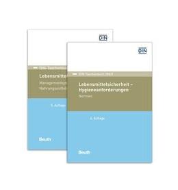 Abbildung von Lebensmittelsicherheit   2019   Paket DIN-Taschenbuch 280/1 un...   280/1 und 280/2