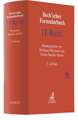 Abbildung von Beck'sches Formularbuch IT-Recht | 5. Auflage | 2020 | beck-shop.de