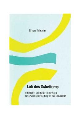 Abbildung von Meueler   Lob des Scheiterns   2001   Methoden- und Geschichtenbuch ...
