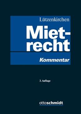 Abbildung von Lützenkirchen | Mietrecht | 3., neu bearbeitete Auflage | 2020