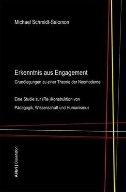 Abbildung von Schmidt-Salomon | Erkenntnis aus Engagement | Korrigierte Neuauflage | 2019 | Grundlegungen zu einer Theorie...