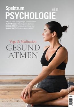 Abbildung von Spektrum Psychologie 4/2019 - Gesund atmen | 1. Auflage | 2019 | beck-shop.de