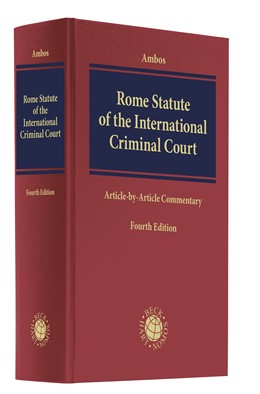 Abbildung von Ambos | Rome Statute of the International Criminal Court | 4. Auflage | 2021 | Article-by-Article Commentary