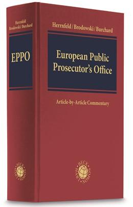 Abbildung von Herrnfeld / Brodowski | European Public Prosecutor's Office: EPPO | 1. Auflage | 2021 | beck-shop.de
