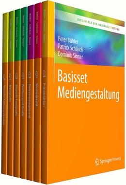 Abbildung von Bühler / Schlaich / Sinner   Bibliothek der Mediengestaltung - Basisset Mediengestaltung   2019   Ausbildung zum/zur Mediengesta...