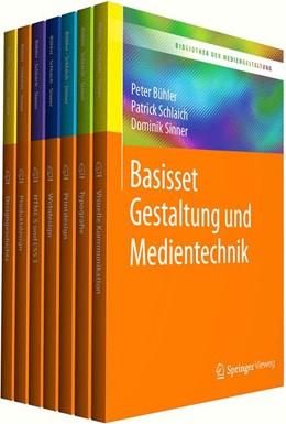 Abbildung von Bühler / Schlaich / Sinner   Bibliothek der Mediengestaltung - Basisset Gestaltung und Medientechnik   2019   Berufliche Gymnasien, Berufsko...