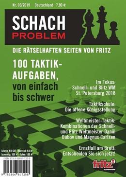 Abbildung von Schach Problem Heft #03/2019 | 2019 | Die rätselhaften Seiten von Fr...